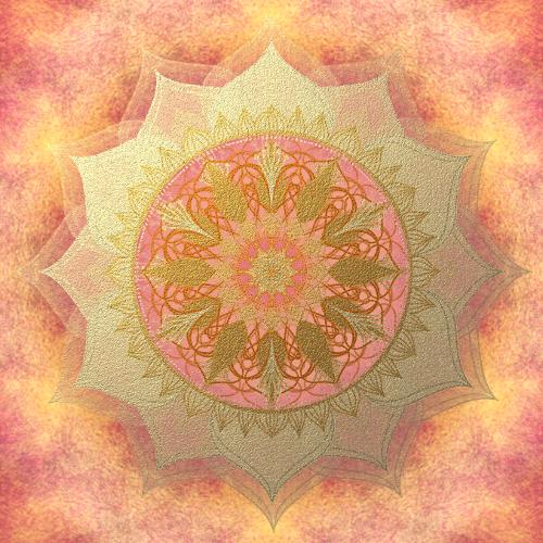 Mandala Tvá cesta Tě učí