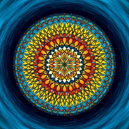 Mandala Objev v sobě poklad