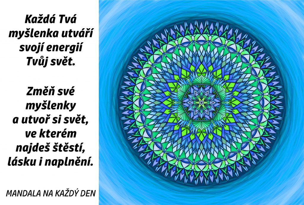 Mandala Utvoř si svůj krásný svět
