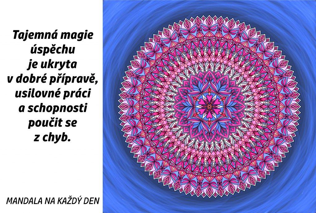 Mandala Magie úspěchu