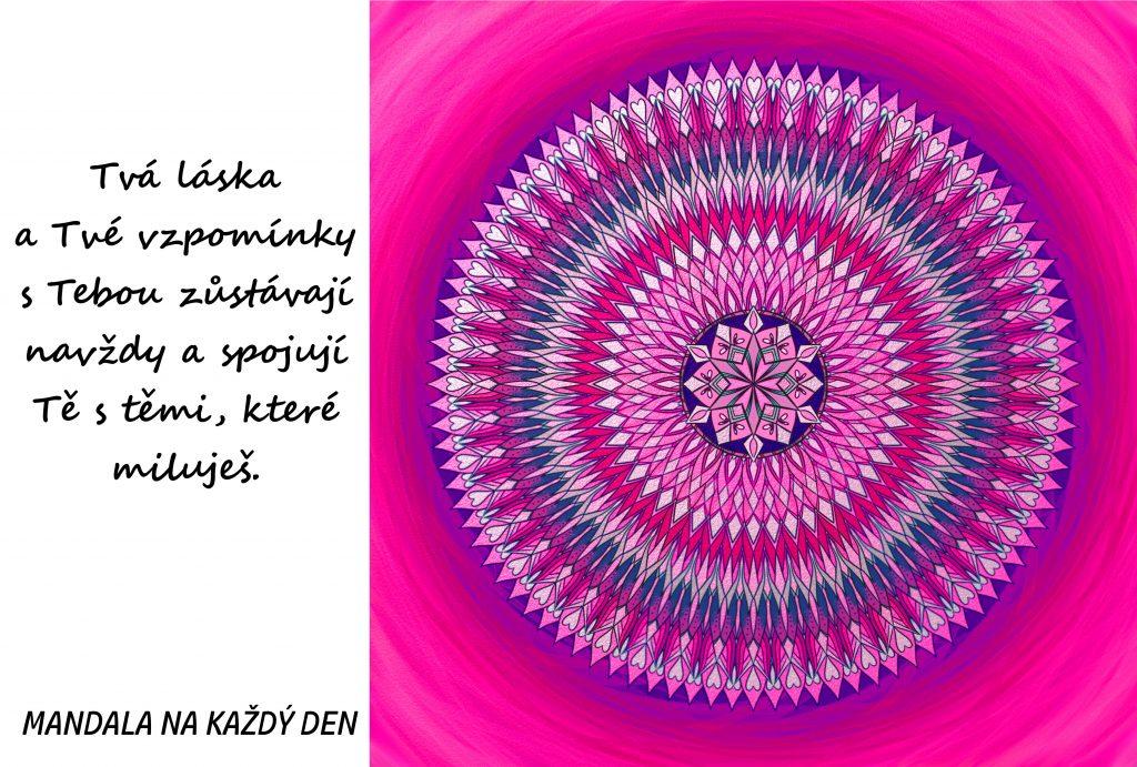 Mandala Láska a vzpomínky