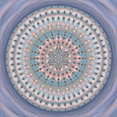 Mandala Nepodléhej obavám