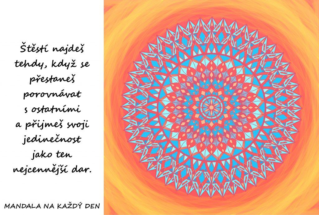 Mandala Jedinečnost