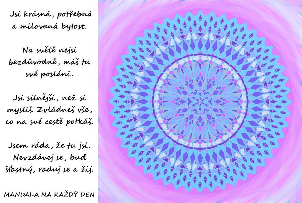 Mandala Máš své poslání