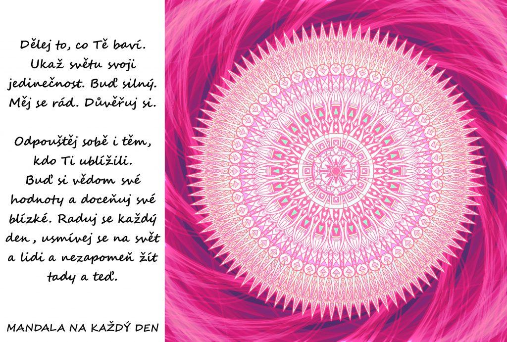 Mandala Každodenní radosti