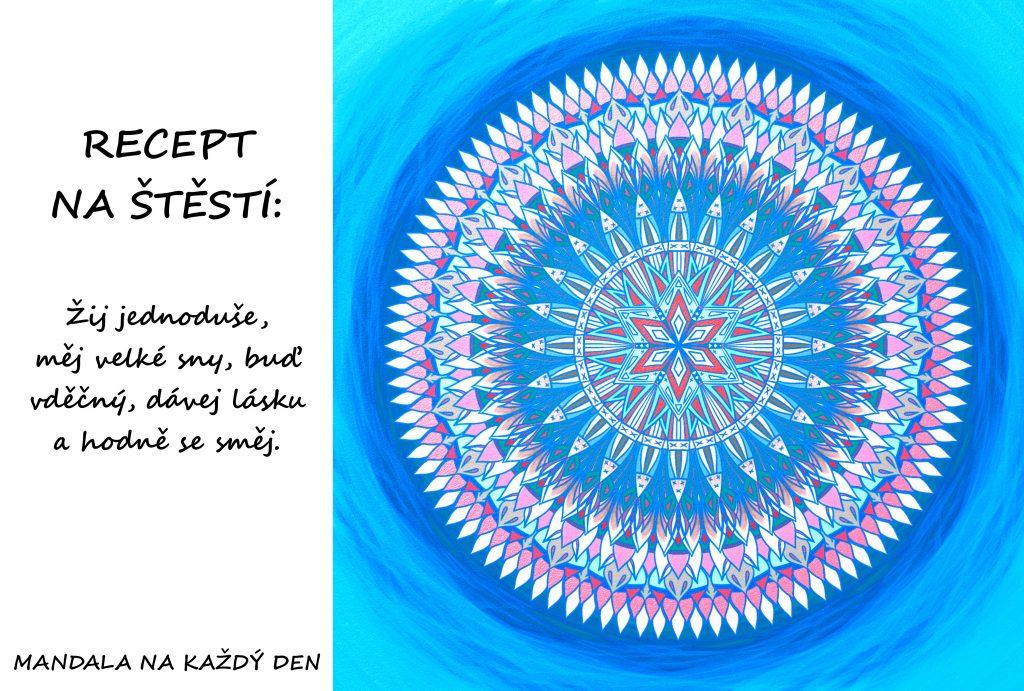 Mandala Recept na štěstí