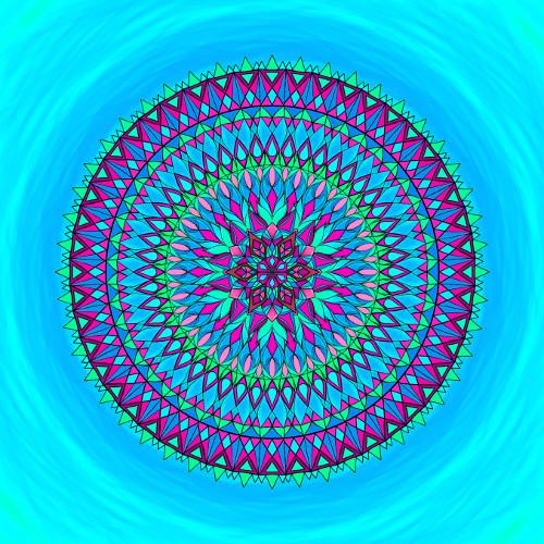Mandala Okamžiky a zážitky