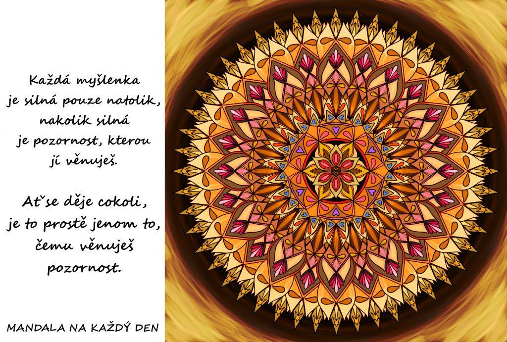 Mandala Síla myšlenek