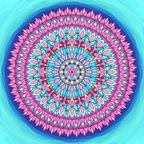 Mandala Krásné vztahy