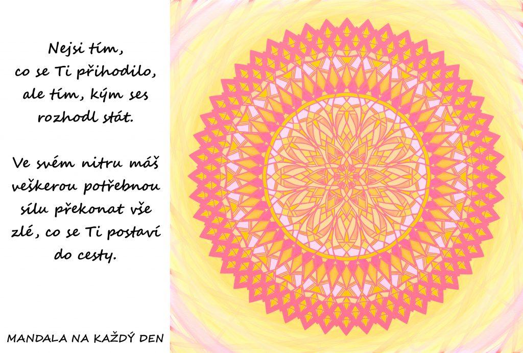 Mandala Tvá vnitřní síla