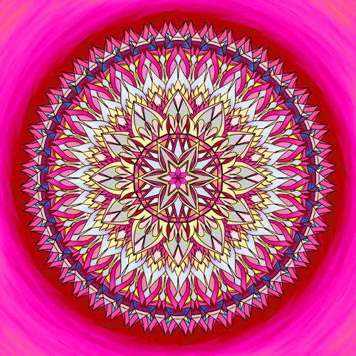 Mandala Chvilka pro sebe