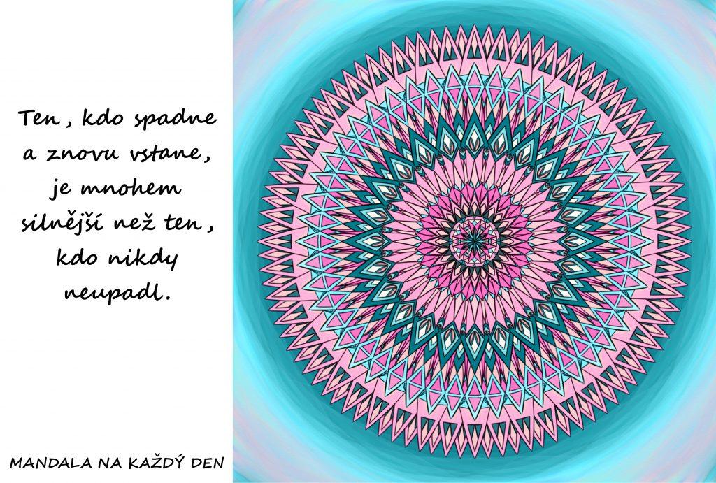 Mandala Vnitřní síla