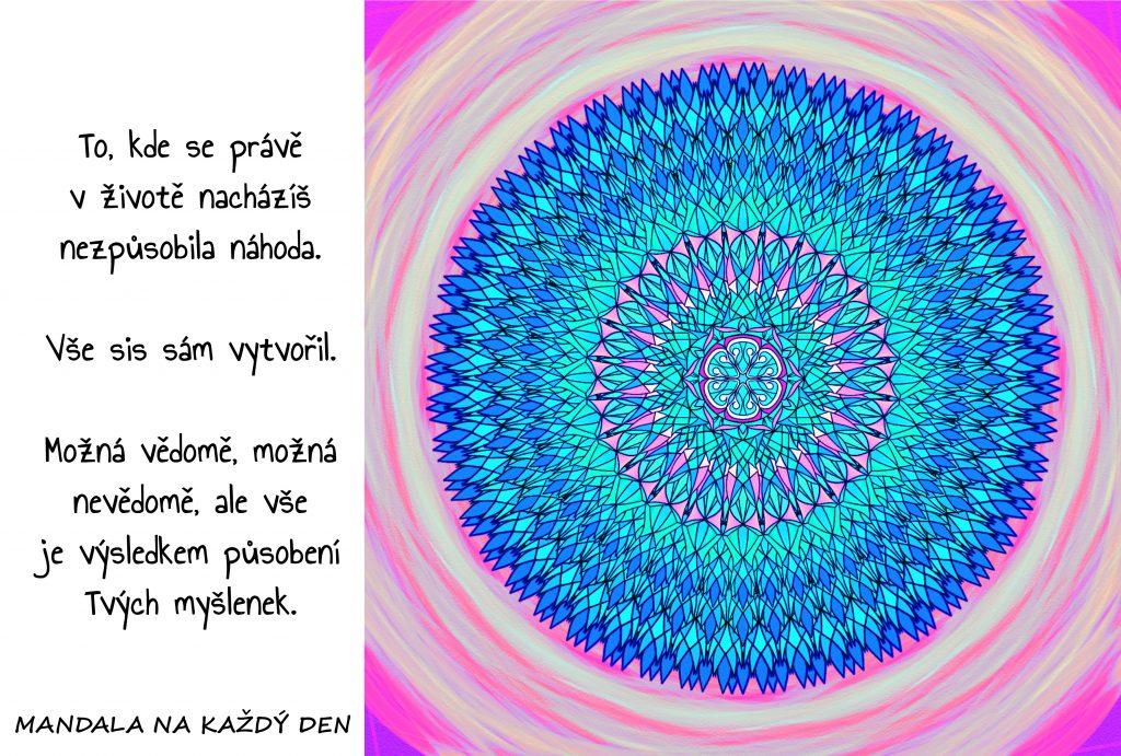 Mandala Náhody neexistují