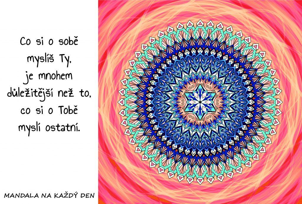 Mandala Tvé sebevědomí