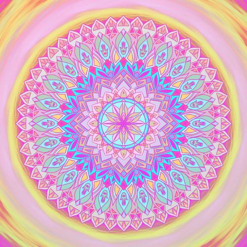 Mandala Umění odpouštět