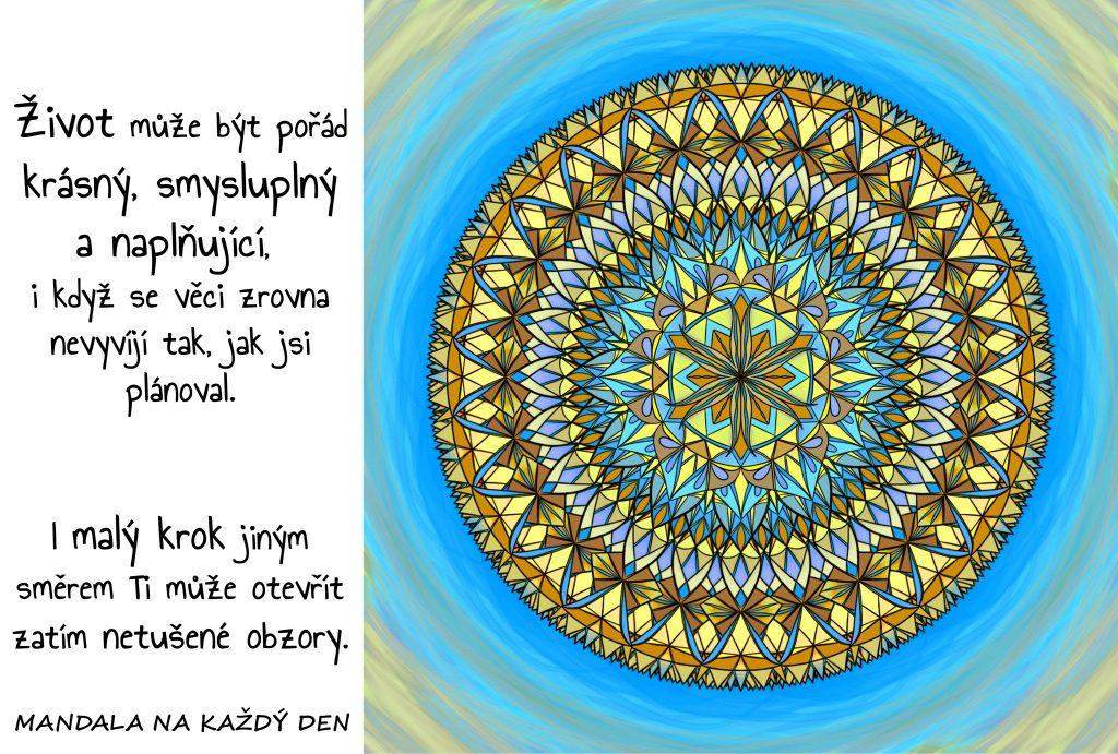 Mandala Naplňující život