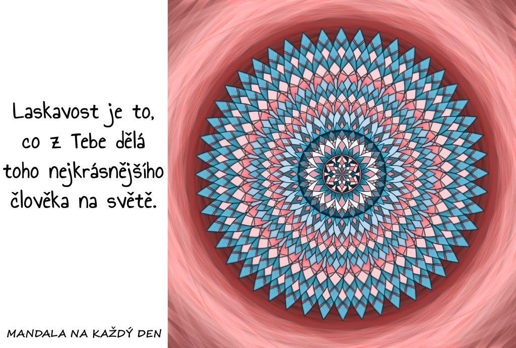 Mandala Laskavost