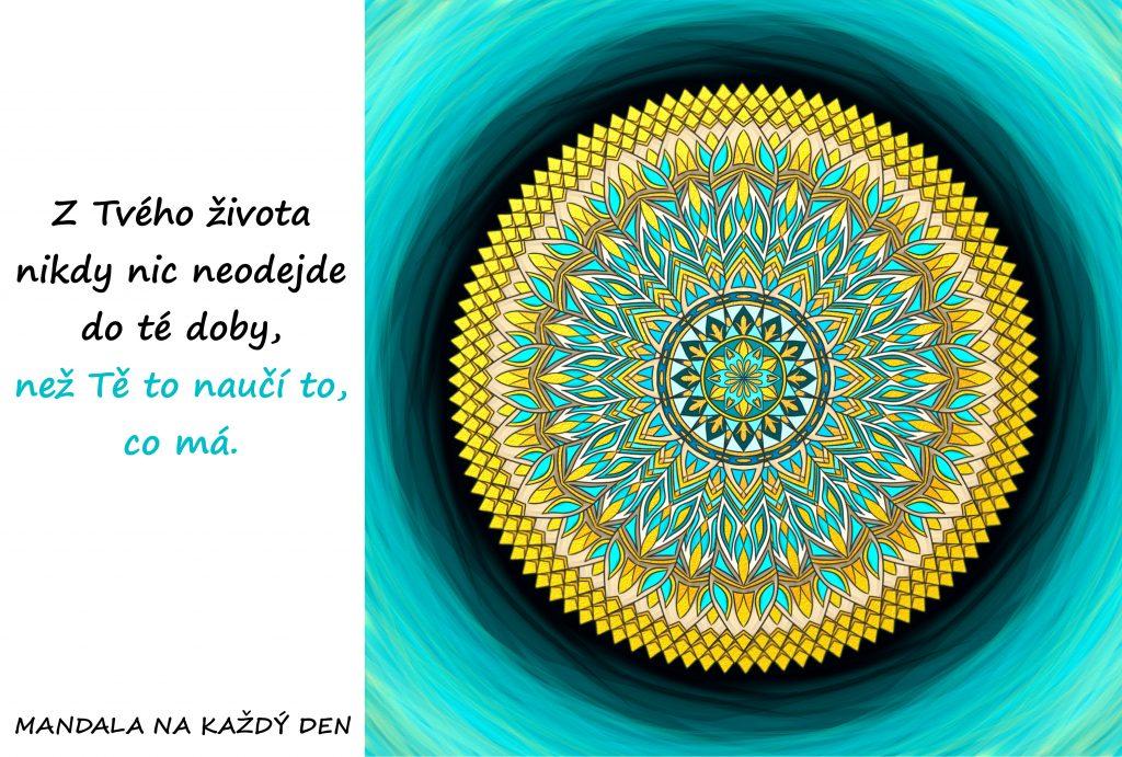 Mandala Životní lekce