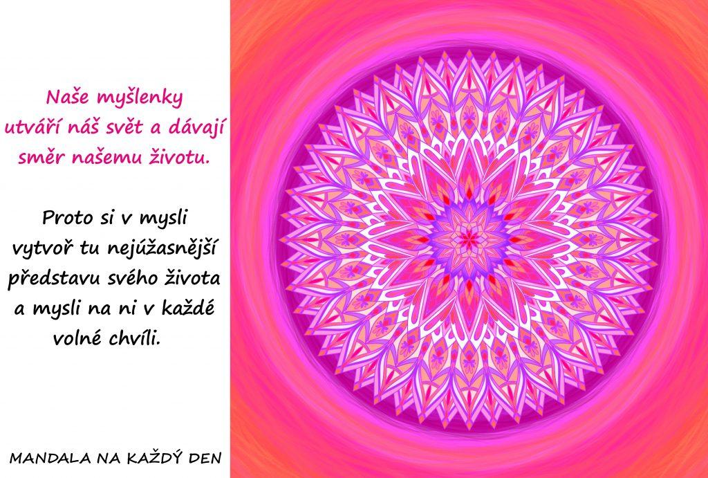 Mandala Utvoř si svůj úžasný život