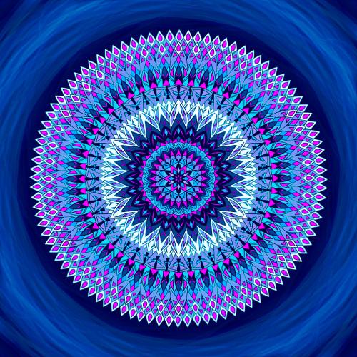 Mandala Ovládej své reakce