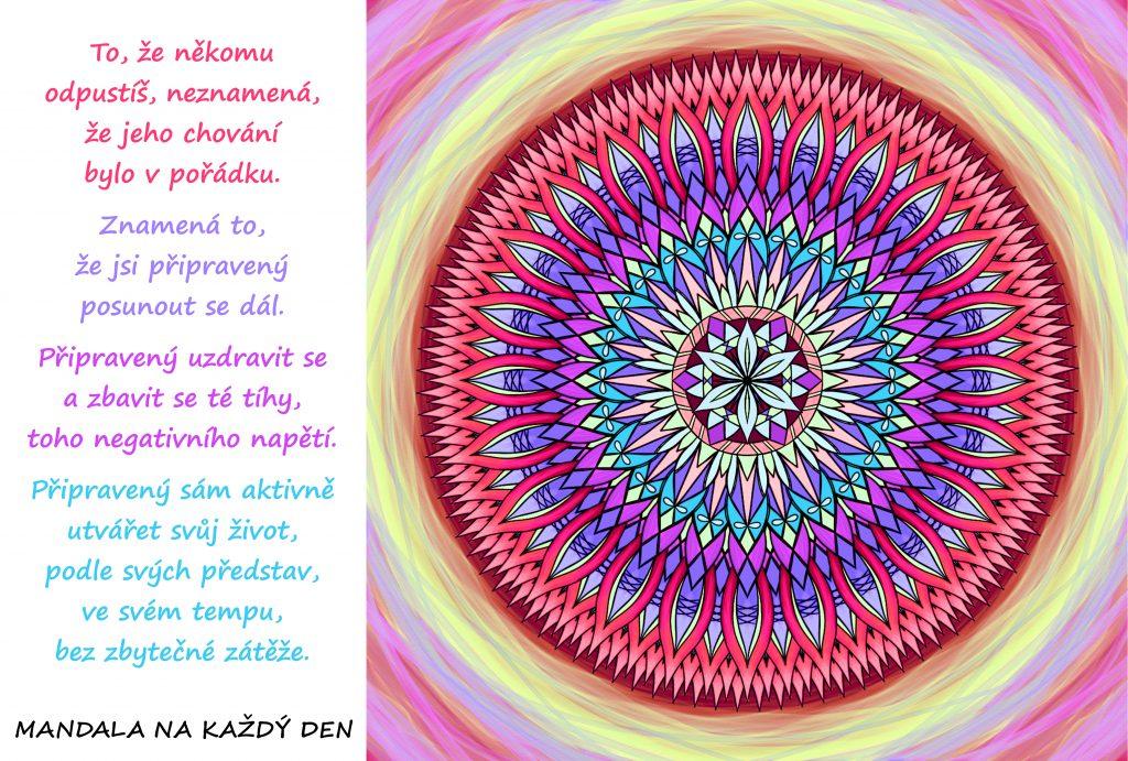 Mandala Odpuštění