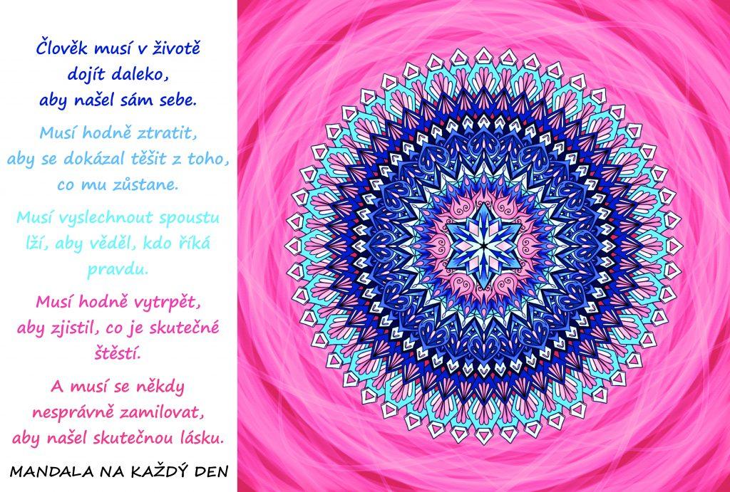 Mandala Životní cesta