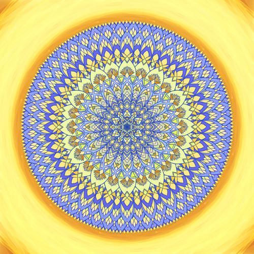 Mandala Nic nemusí být perfektní
