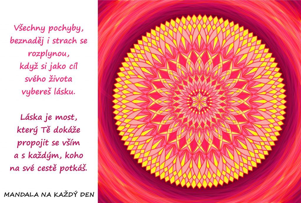 Mandala Láska je most