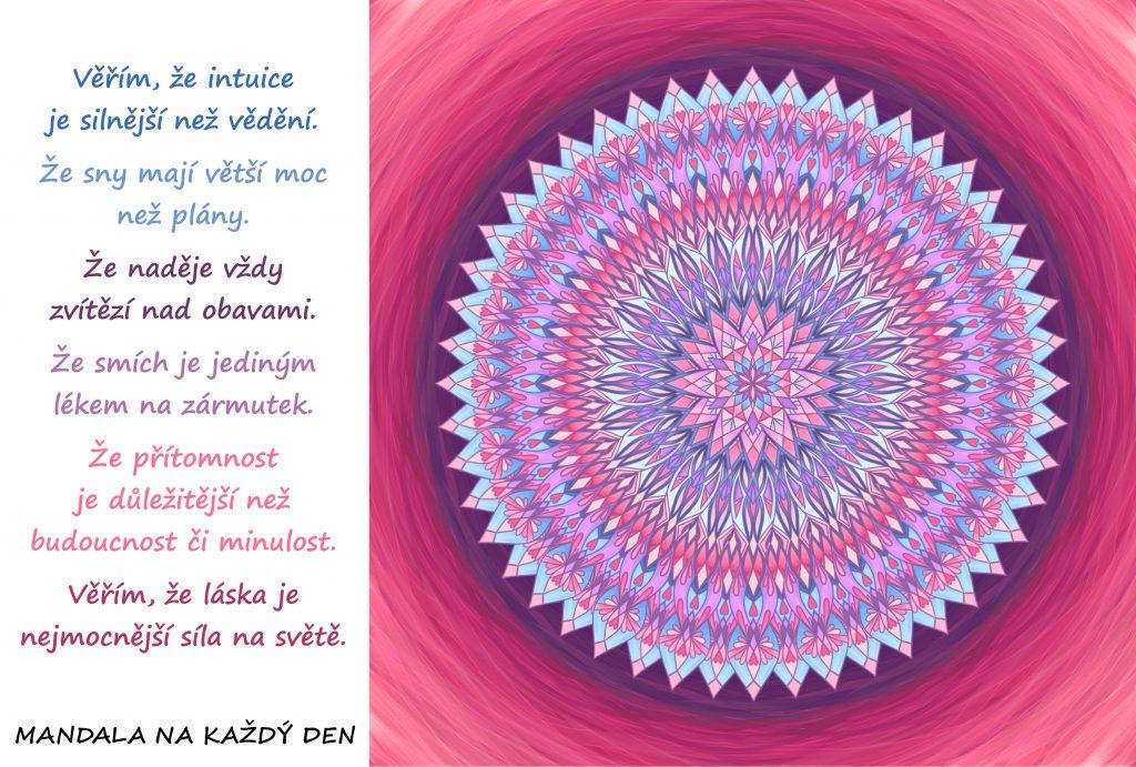 Mandala Síla víry