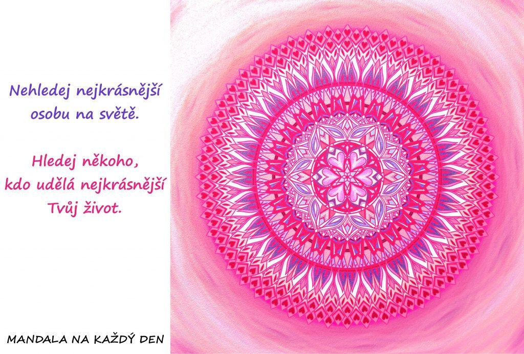 Mandala Krásný život
