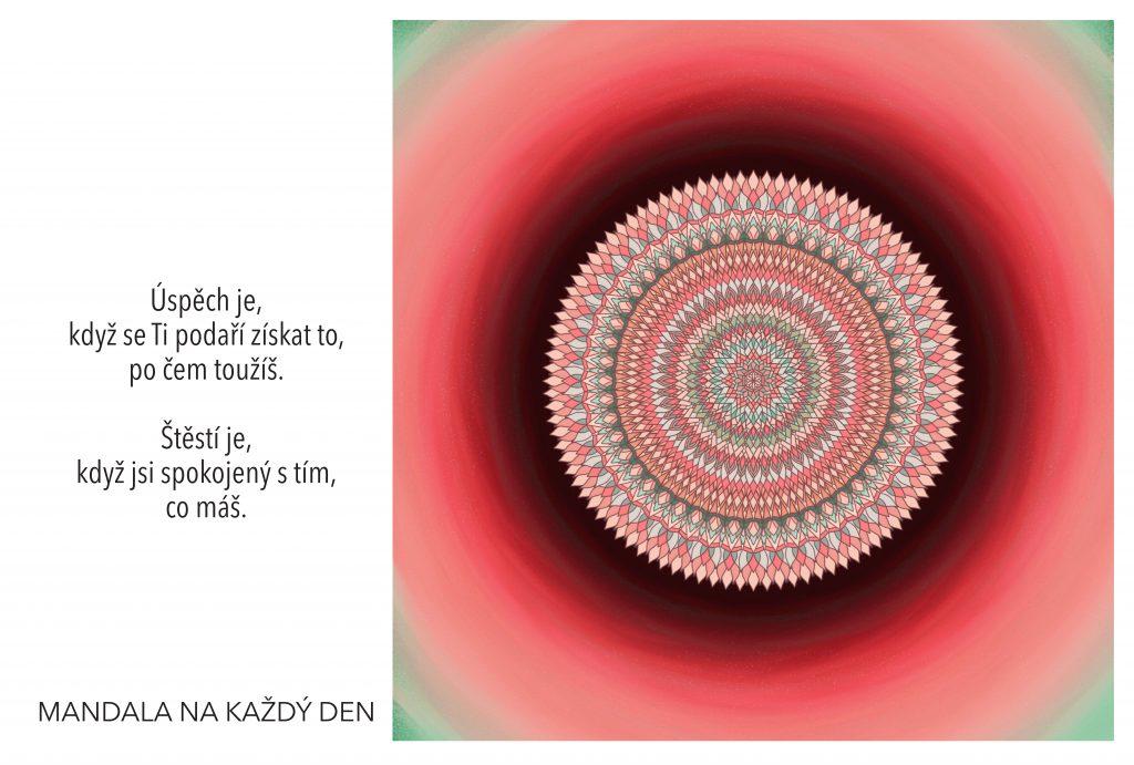 Mandala Úspěch a štěstí