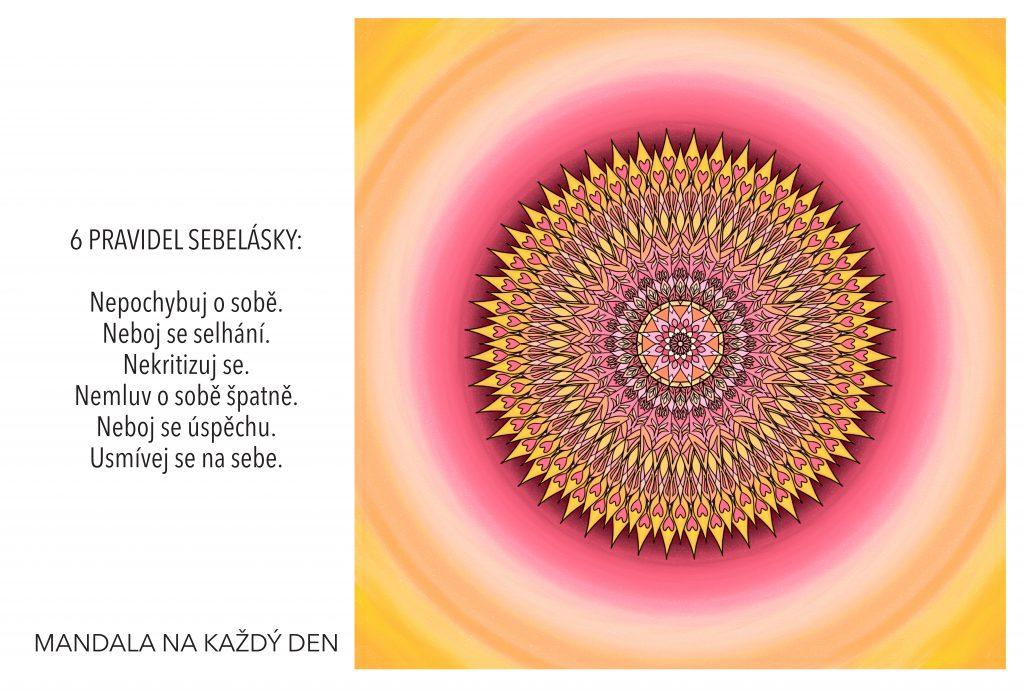 Mandala Umění sebelásky