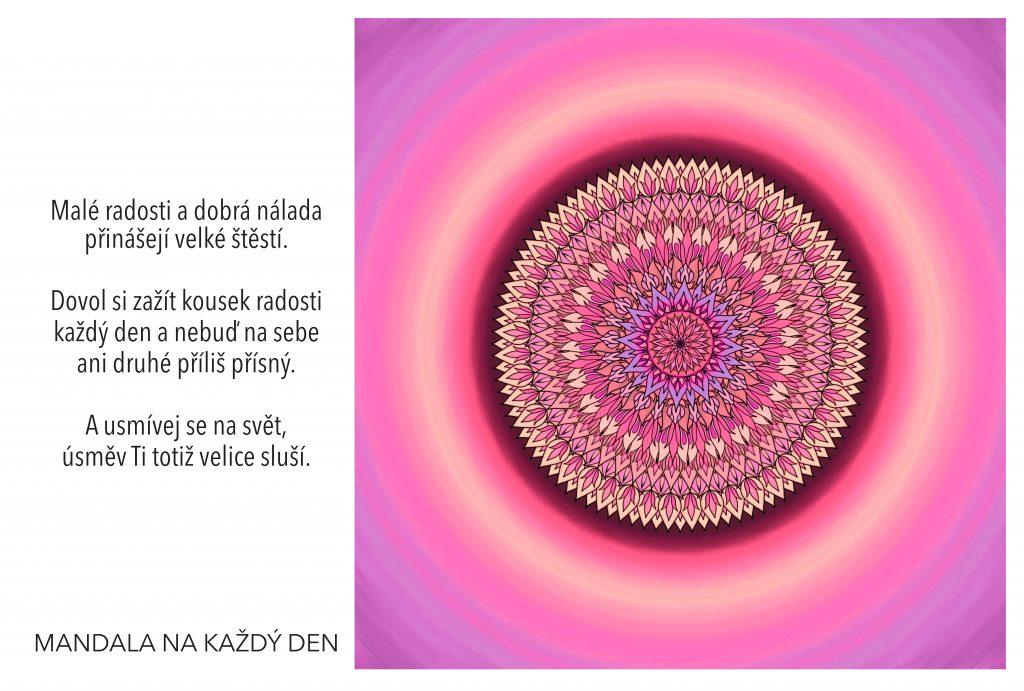 Mandala Velké štěstí