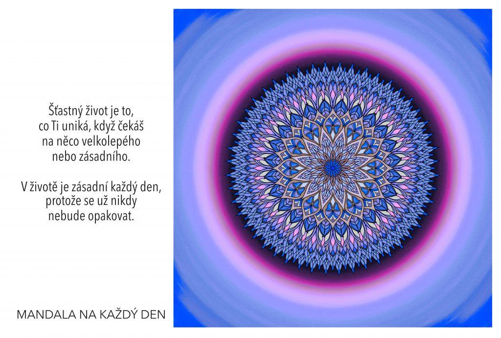 Mandala Nenech si uniknout šťastný život