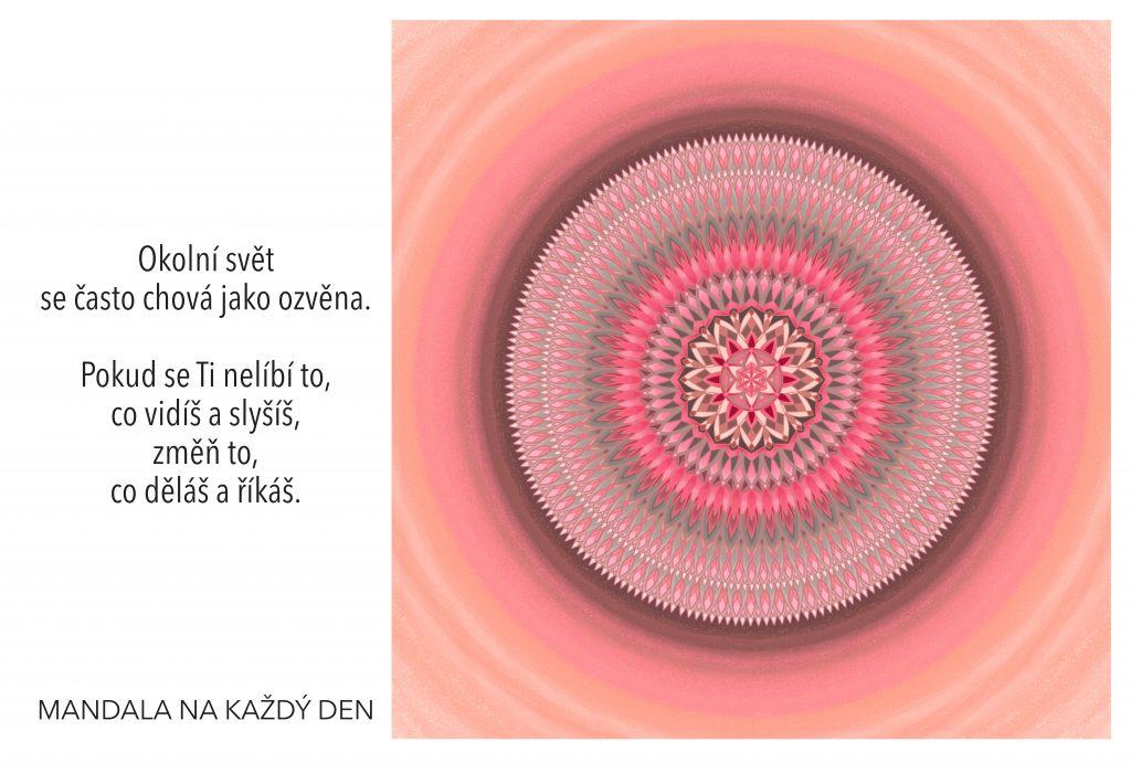 Mandala Síla ozvěny