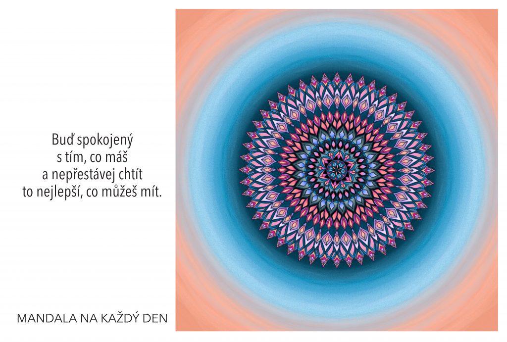 Mandala Pokora a sebeláska